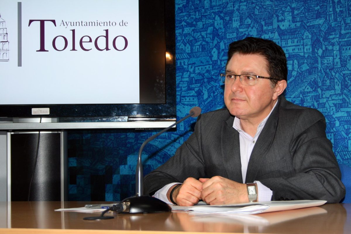 http://www.toledo.es/wp-content/uploads/2016/01/teo_garcia-1200x800.jpg. El Ayuntamiento de Toledo registra en 2015 un aumento del número de licencias de obra para la promoción de viviendas