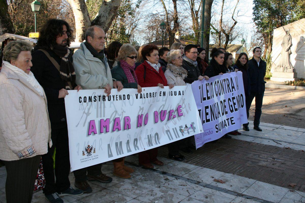 El Consejo de la Mujer de Toledo pide a los Reyes Magos más igualdad y justicia social para acabar con la violencia machista