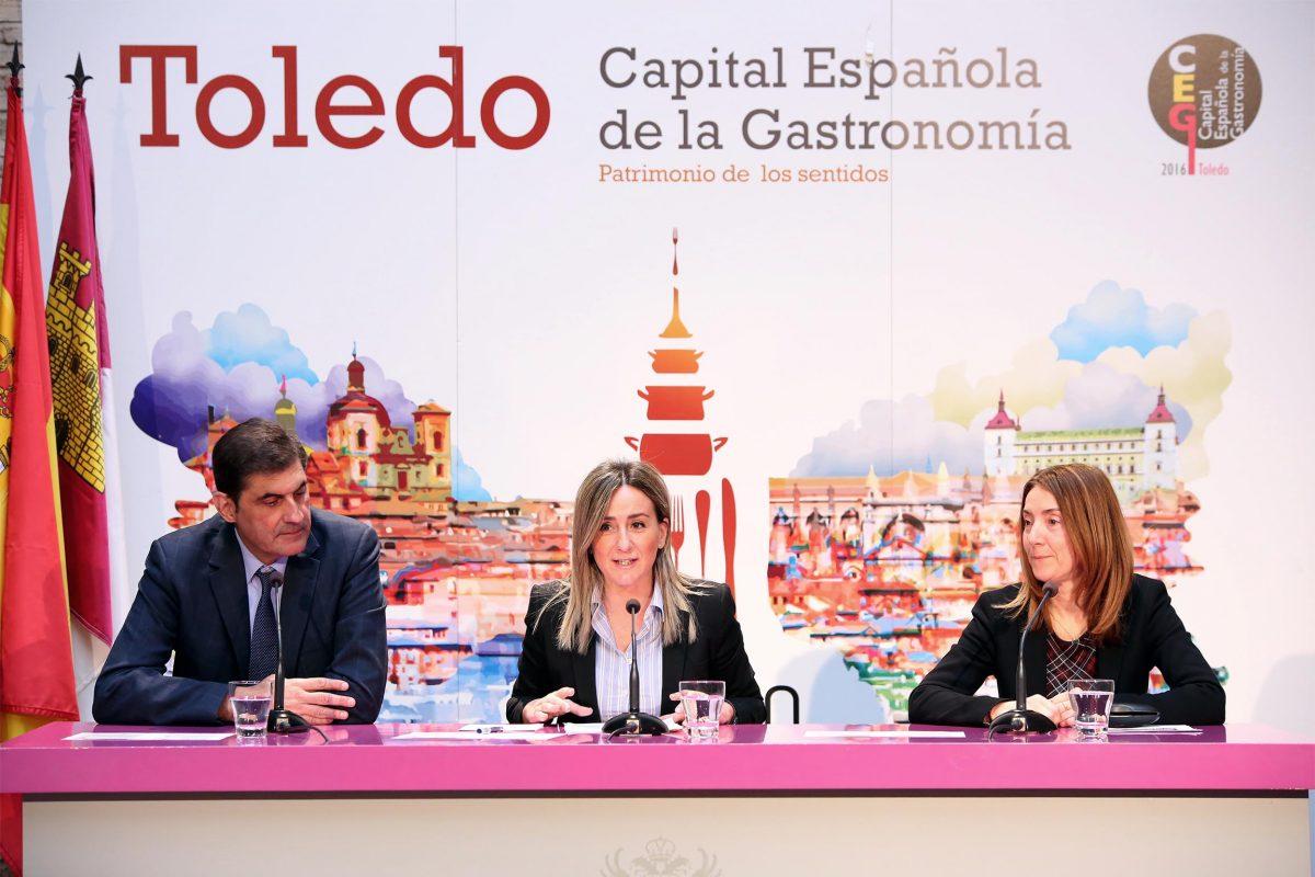 La alcaldesa presenta la Semana del Cerebro, dedicada este año a la neurogastronomía con motivo de la Capitalidad Gastronómica