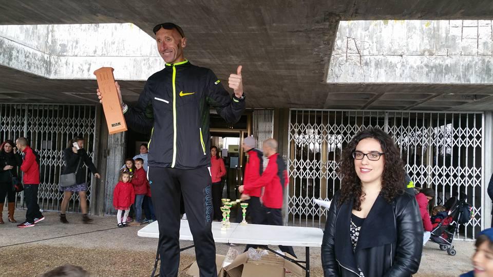 Cerca de 300 personas participan en la 33º Medio Maratón de Toledo y carrera de 10 km que se ha desarrollado sin incidentes