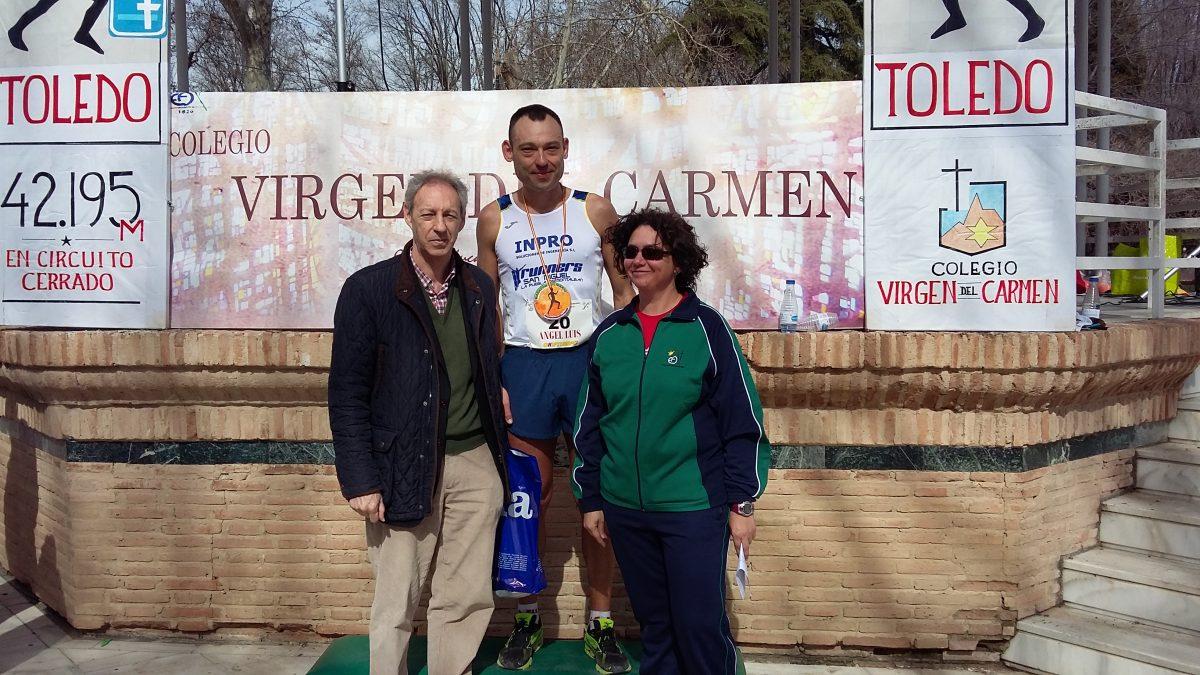 http://www.toledo.es/wp-content/uploads/2016/03/20160304_121346-1200x675.jpg. El vicealcalde participa en la entrega de trofeos del VI Maratón Solidario de Toledo celebrado en un circuito cerrado en la Vega