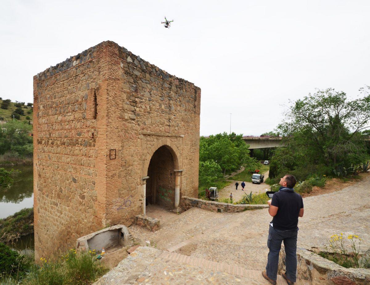 El Ayuntamiento de Toledo muestra su trabajo en el II Congreso Internacional de Arqueología Aérea celebrado en Roma