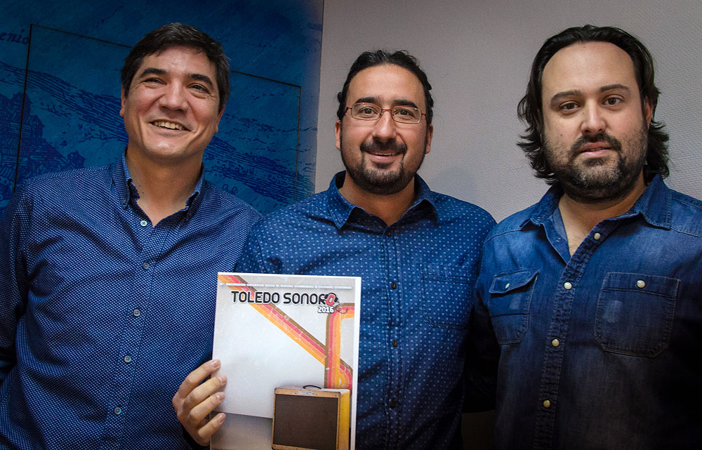 """La segunda edición de Toledo Sonoro pretende """"fomentar la creatividad de los jóvenes y darles el impulso que necesitan"""""""