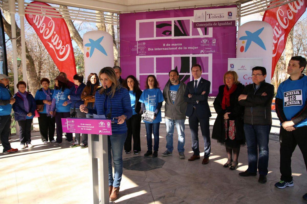 """La alcaldesa destaca el trabajo que desarrolla el Consejo Local de la Mujer y afirma que es """"el más activo de Castilla-La Mancha"""""""