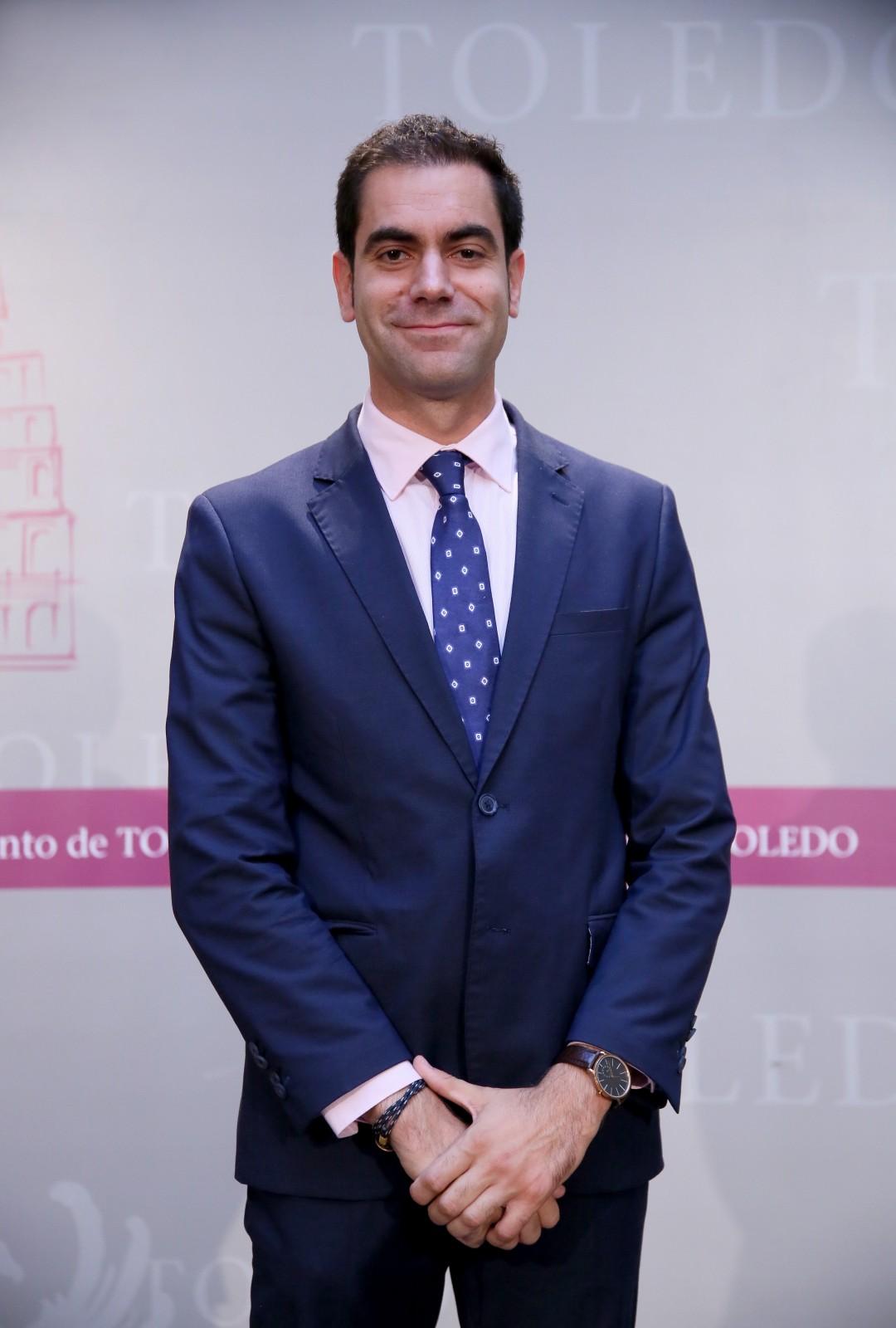 Julio Comendador Arquero