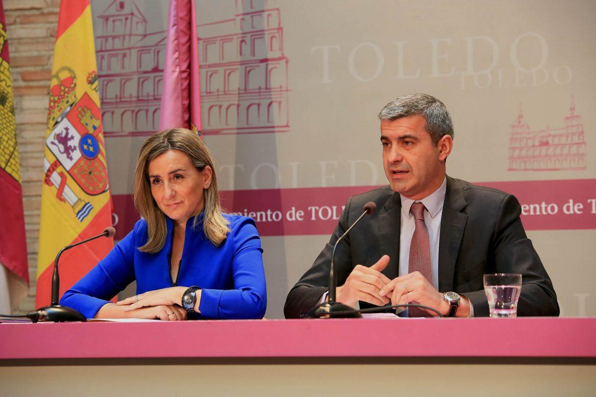 La Diputación provincial se suma al Año Gastronómico con la firma de un convenio de colaboración con el Ayuntamiento