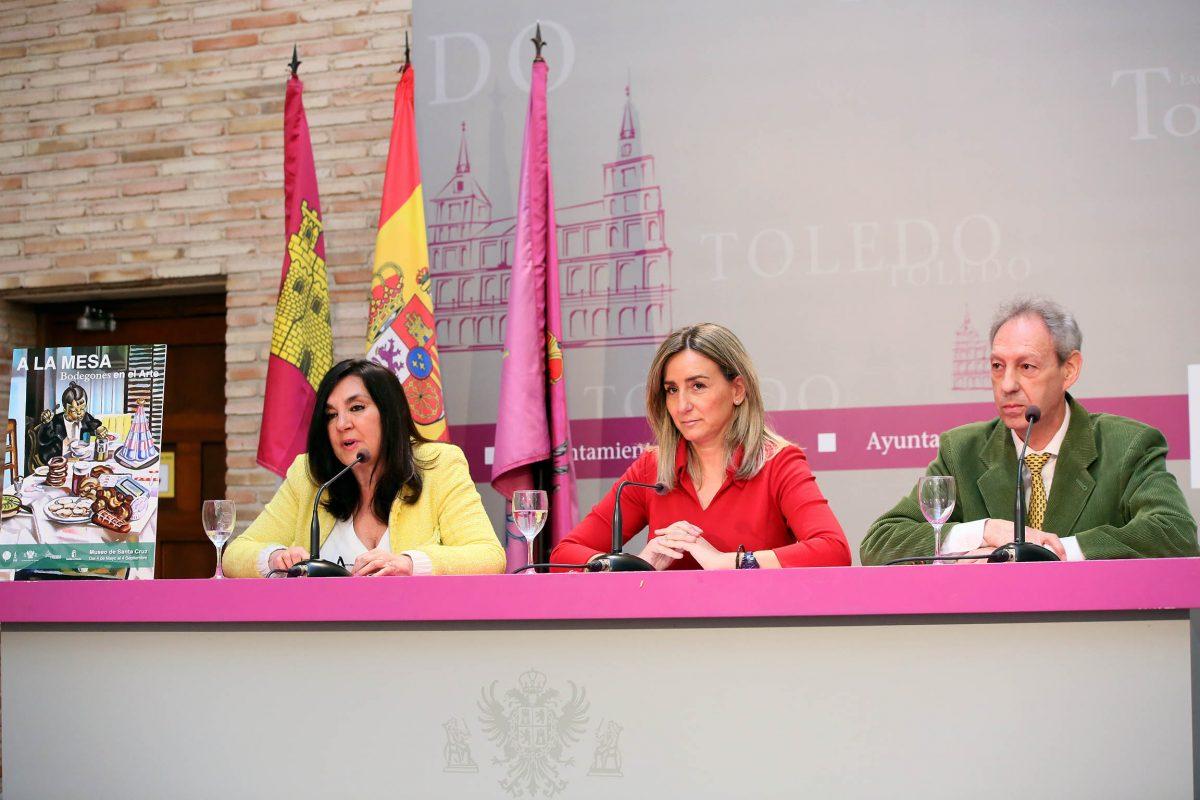 """Toledo Capital Española de la Gastronomía completa su oferta cultural con la exposición """"A la mesa. Bodegones en el arte"""""""