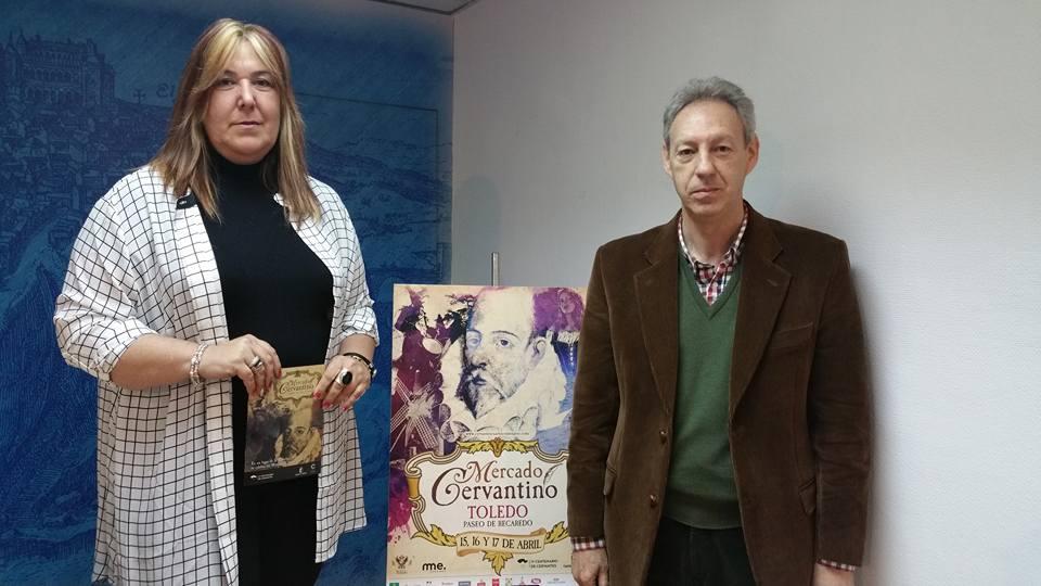 Toledo inaugurará del 15 al 17 de abril un Mercado Cervantino en Recaredo que recorrerá la región hasta finales de año
