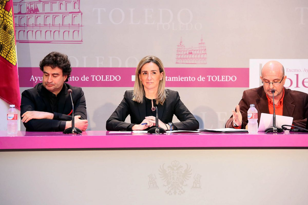 """Roca, Berasategui, Rodríguez y otros """"estrella Michelín"""", en las Jornadas Gastroledo 2016 que ha presentado hoy la alcaldesa"""