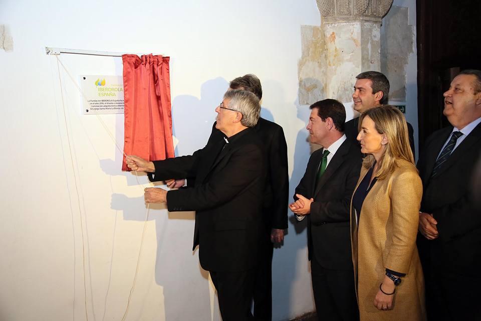 """La alcaldesa celebra que Toledo sea """"referencia internacional para todos los expertos en iluminación monumental"""""""