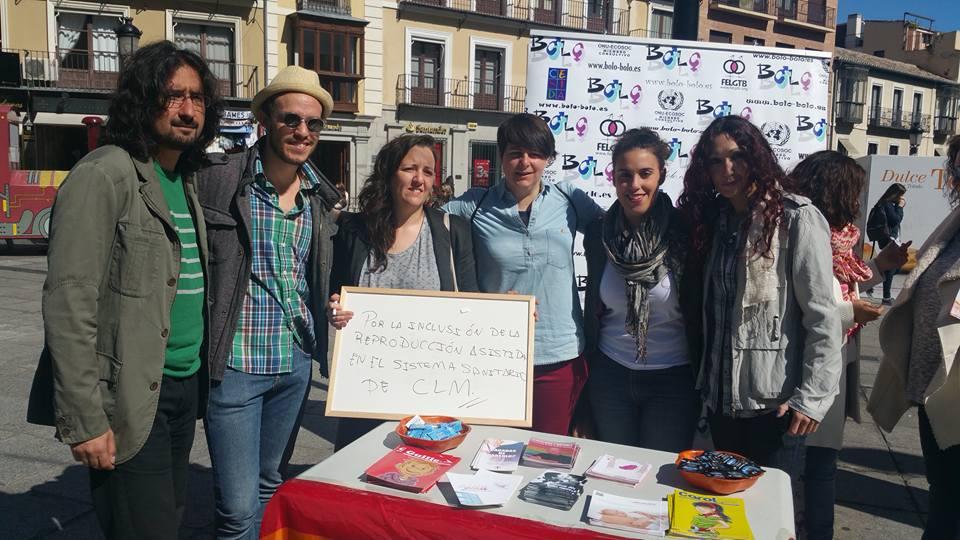 El Ayuntamiento respalda a Bolo-Bolo con motivo de la celebración del Día de la Visibilidad Lésbica