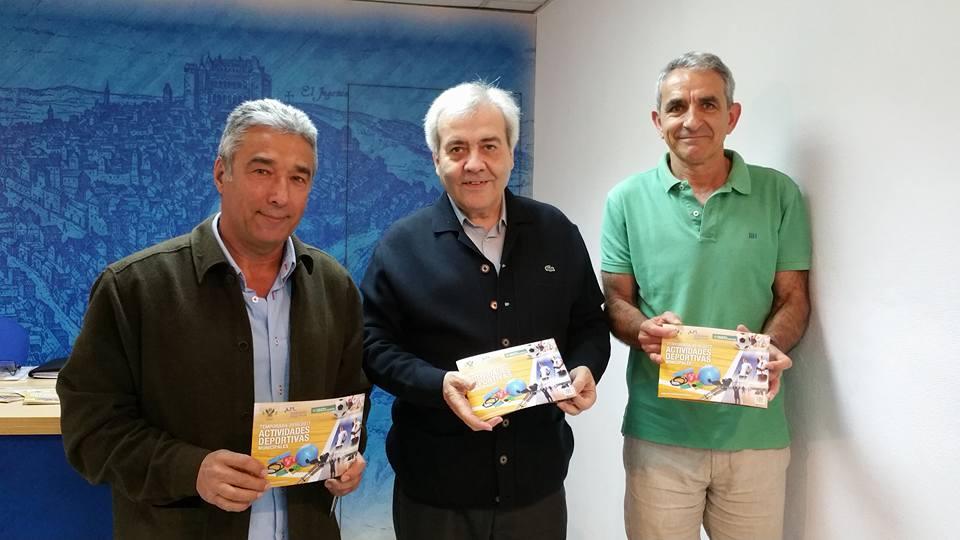 La temporada 2016-2017 de actividades deportivas municipales mantendrá tasas e incluirá Marcha nórdica y Pilates acuático
