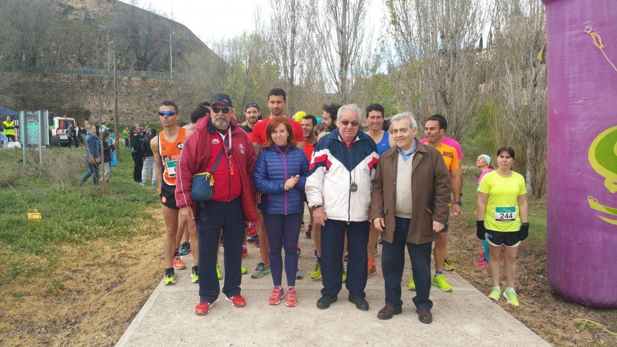 El Ayuntamiento respalda la I Marcha Solidaria organizada por la Asociación de Personas con Autismo de Toledo