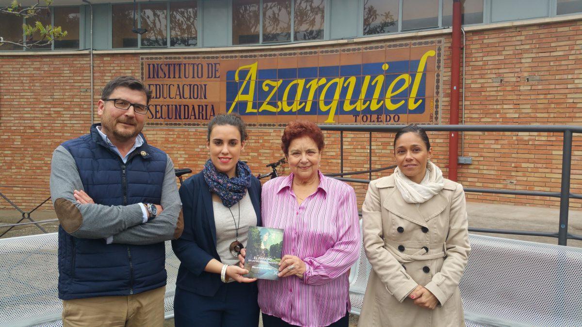 El Ayuntamiento organiza una jornada de sensibilización sobre igualdad y violencia de género a los jóvenes del IES Azarquiel
