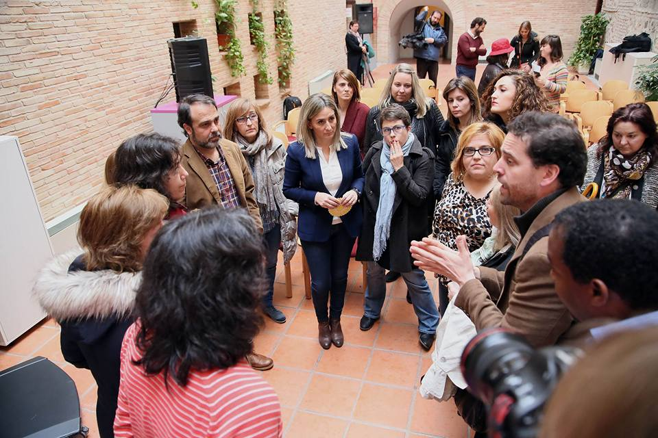 """Tolón ratifica el """"compromiso histórico"""" del Ayuntamiento con la Cooperación a través del proyecto 'Solidaridad 365+1'"""