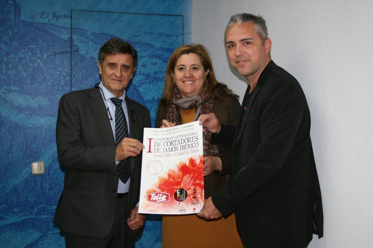 Toledo acoge el sábado el I Campeonato Internacional de Cortadores de Jamón Ibérico 'Ciudad de Toledo'