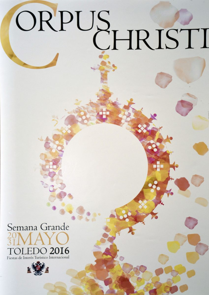 La Semana Grande del Corpus Christi 2016 ya tiene su imagen tras culminar el concurso organizado por el Consistorio