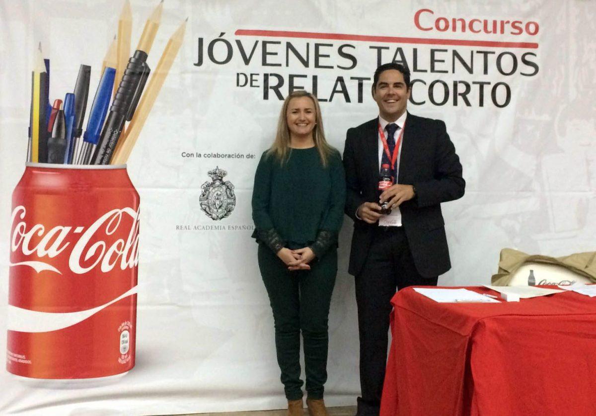 Apoyo del Consistorio al Concurso de Relato Corto organizado por Coca-Cola para descubrir jóvenes talentos literarios