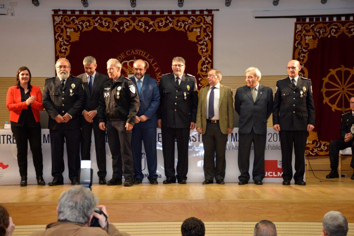 """El Gobierno local agradece a los agentes de la Policía Local su """"continuado, sólido y firme trabajo por y para los ciudadanos"""""""