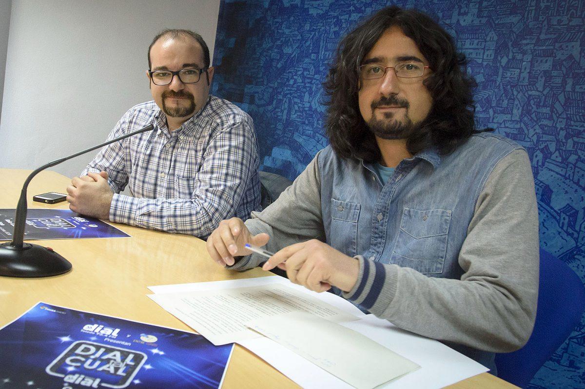 """El programa de ocio juvenil """"Entre Lunas"""" y Cadena Dial traen a Toledo la emisión de """"Dial tal cual"""", líder en la radio musical"""