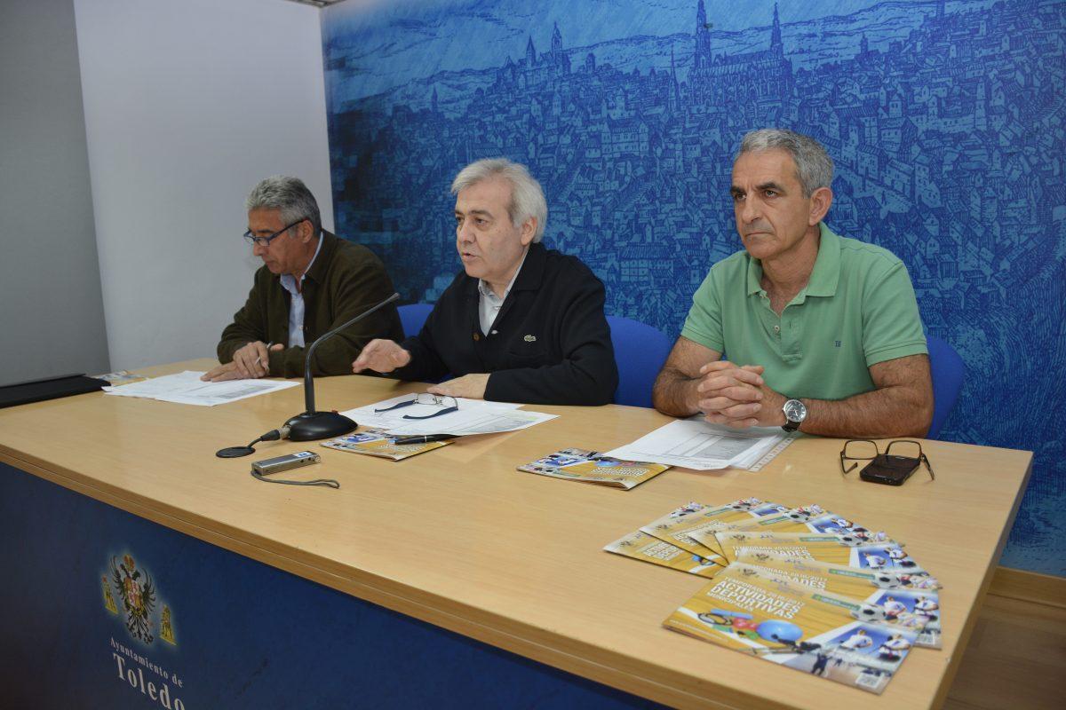 El Consistorio acomete nuevas actuaciones en el marco del 'Plan Renove' de infraestructuras deportivas de la ciudad