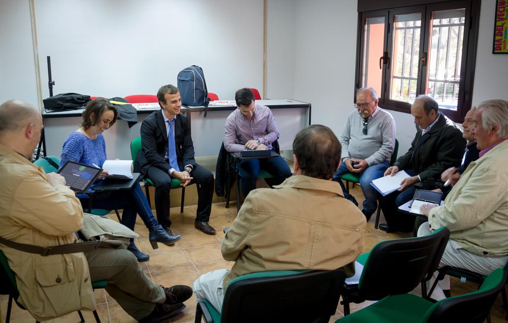 Los ayuntamientos de Madrid y Toledo intercambian experiencias en materia de Participación Ciudadana y Transparencia