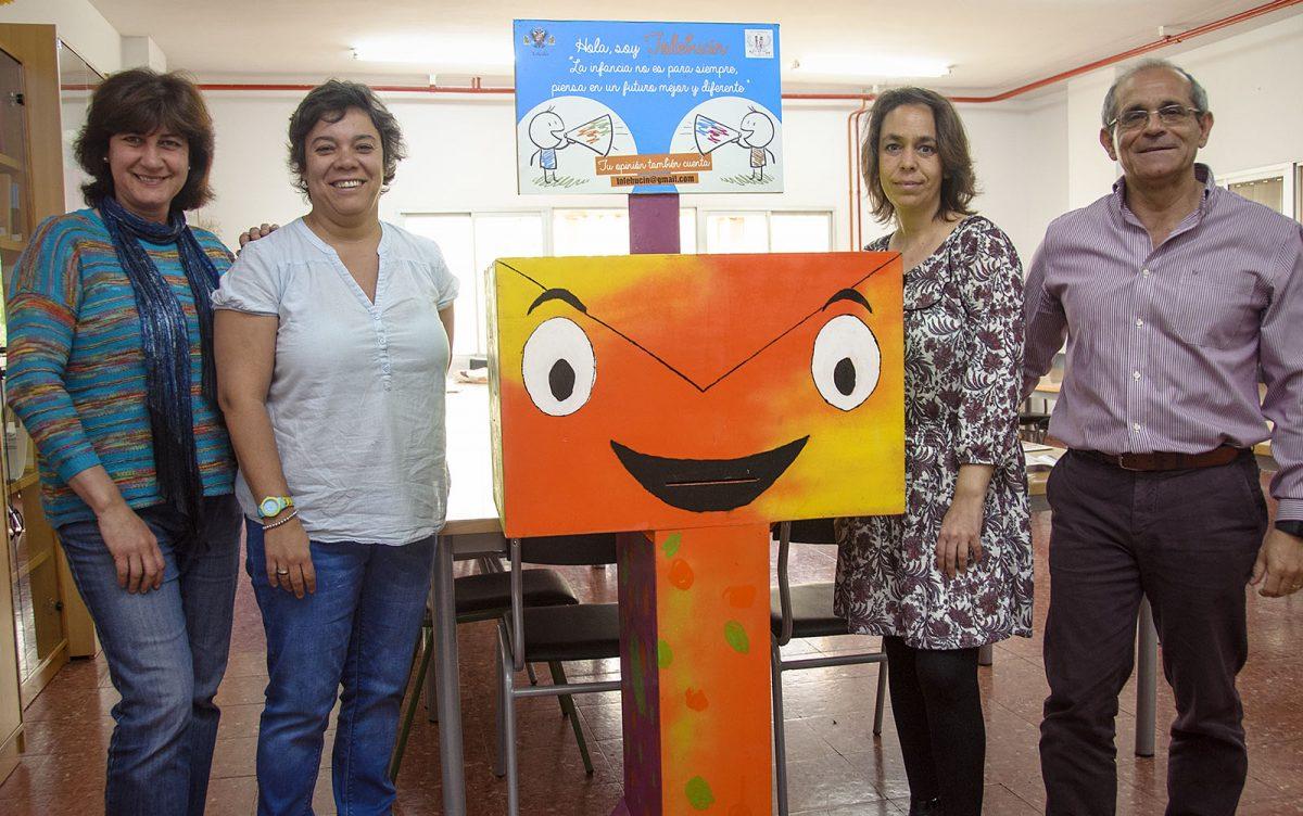 El Consistorio promueve 'Tolebucín', una iniciativa de participación infantil y adolescente para la ciudad