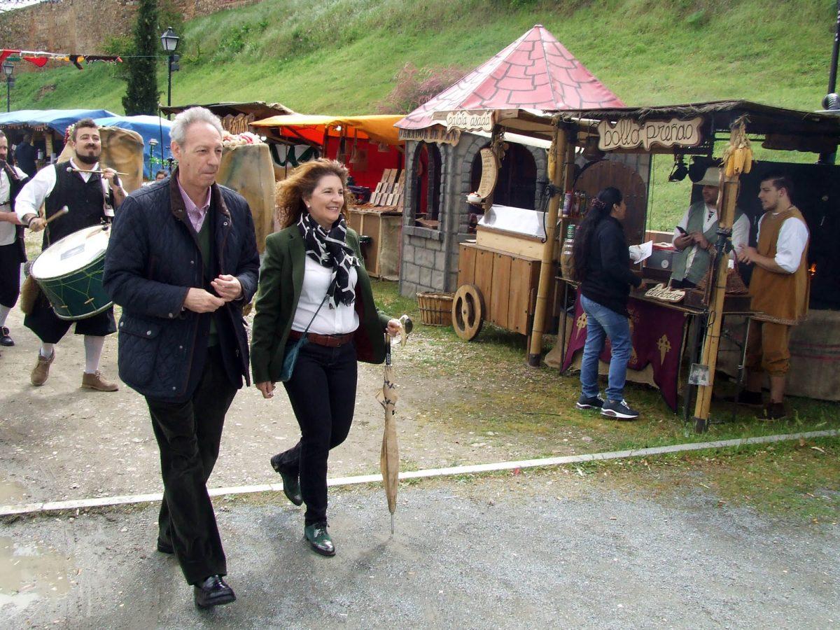 El Mercado Cervantino inicia en Toledo la programación del IV Centenario de la Muerte del autor del Quijote