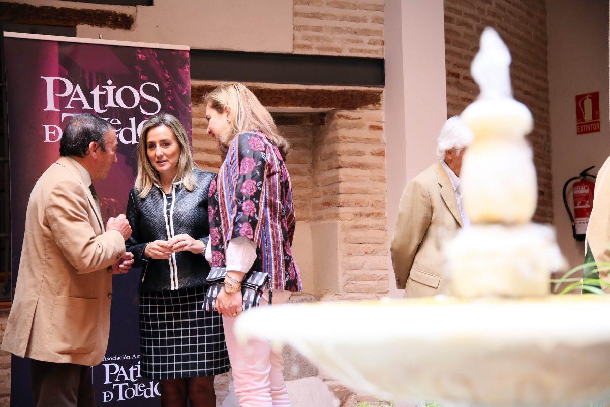El Concurso de Patios del Corpus amplía su participación hasta los 40 espacios y programa más de 30 actividades culturales