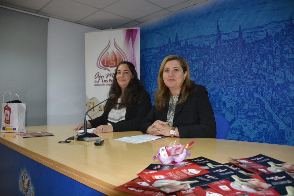 Toledo acogerá un taller gastronómico y un showcooking del Ajo Morado de Las Pedroñeras con motivo de la Capitalidad