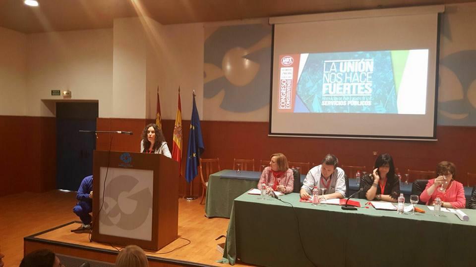 """http://www.toledo.es/wp-content/uploads/2016/05/18052016_sandoval.jpg. Ayuntamiento ensalza el protagonismo como """"sector esencial en el desarrollo de la convivencia"""" de los empleados públicos"""