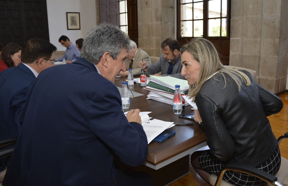 La Junta de Gobierno renueva el convenio sobre huertos urbanos en el Polígono