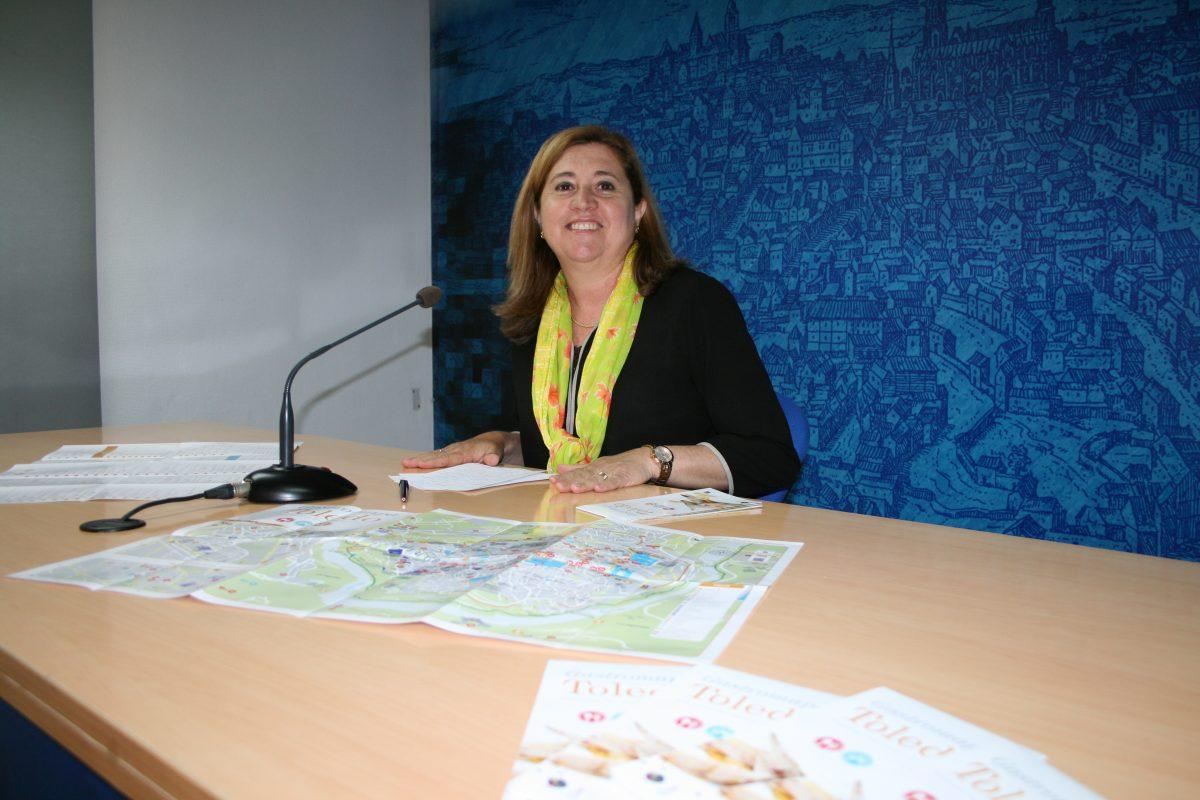 Toledo cuenta ya con un Gastromapa con información de más de un centenar de establecimientos hosteleros de la ciudad
