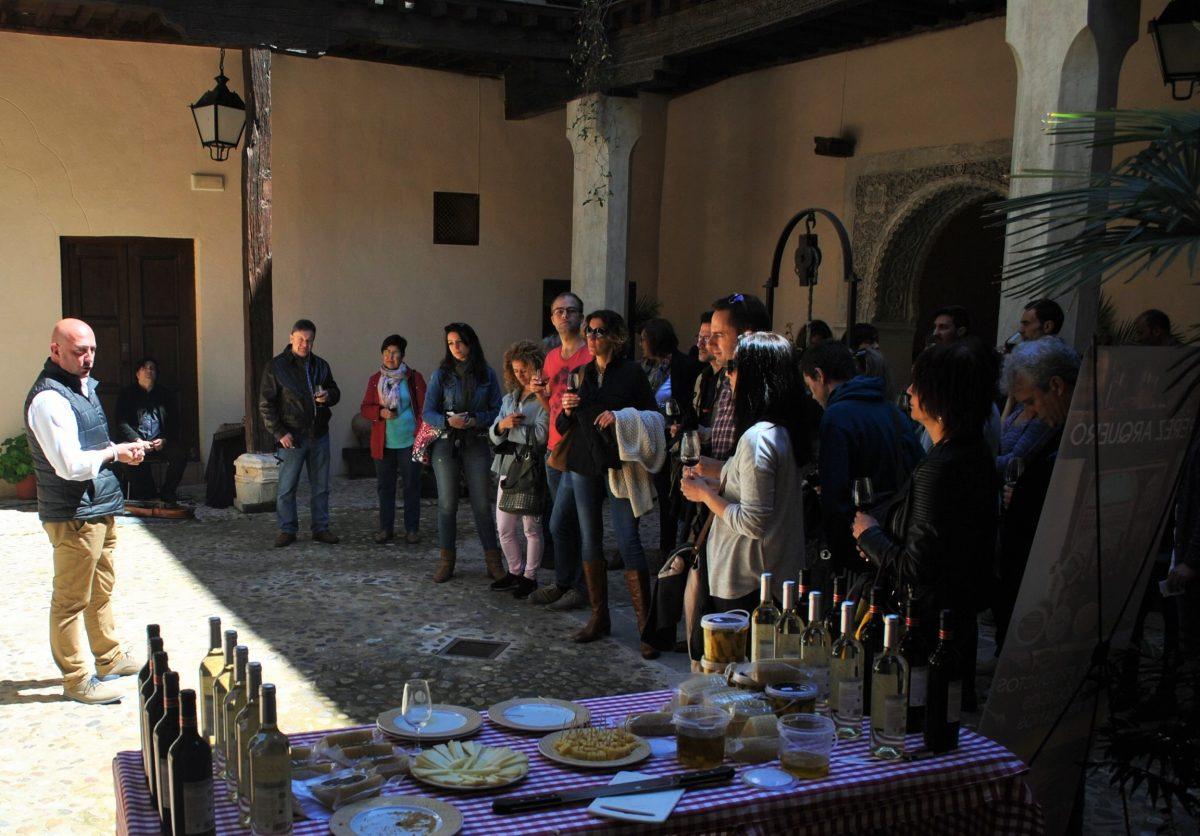 Lorenzana, Santa Isabel y Victorio Macho albergarán en mayo las catas de vino de la nueva edición de Gastropatios
