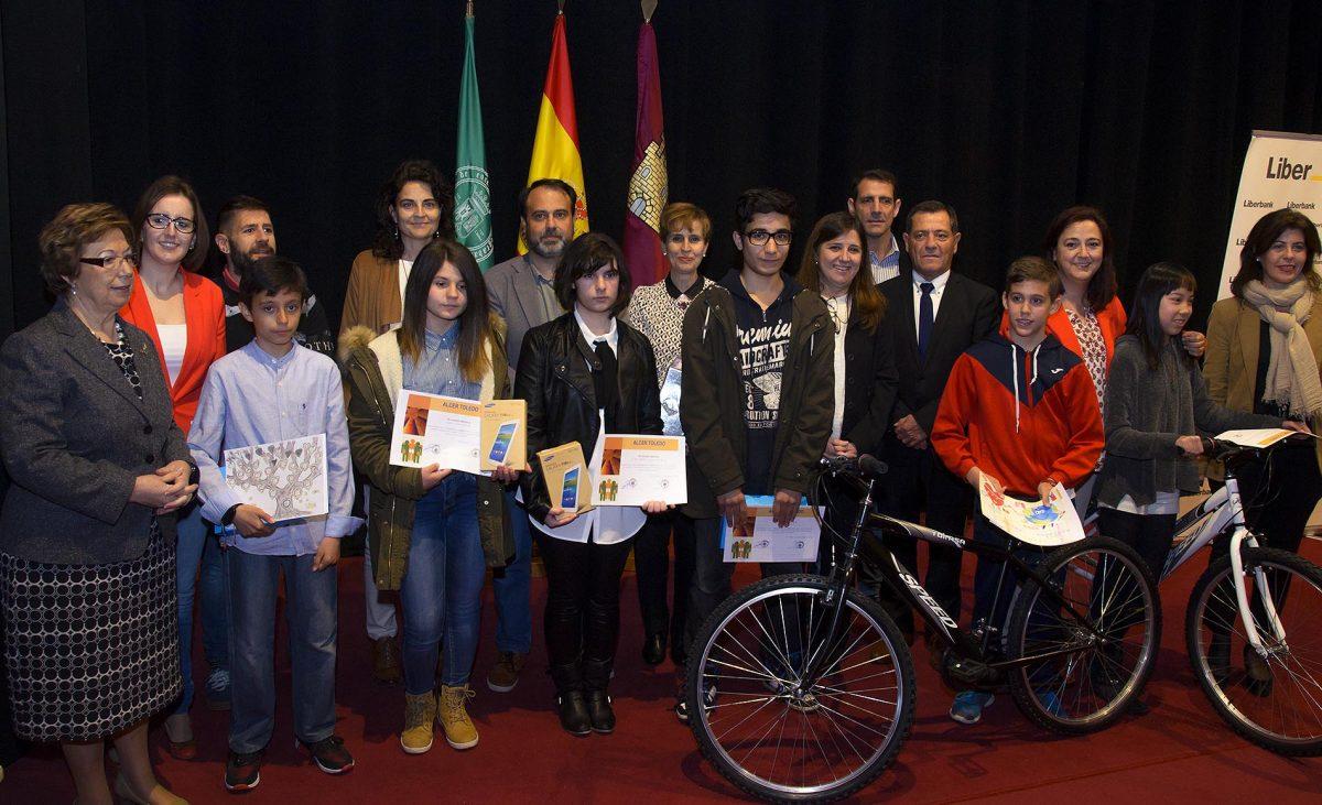 El Gobierno local destaca la labor de ALCER Toledo en la entrega de premios de su XII Concurso sobre Donación de Órganos