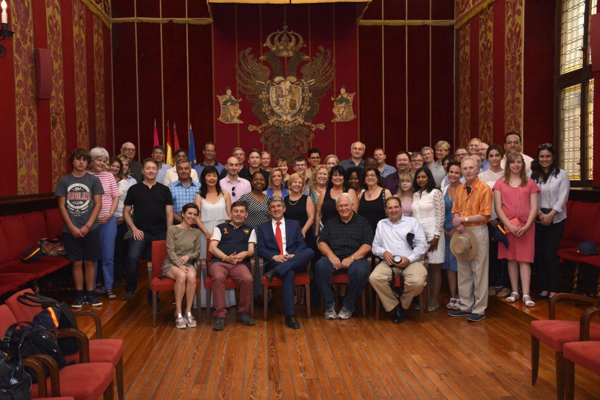 Toledo acoge a delegados de 300 entidades internacionales en la Conferencia Internacional sobre Cooperación Industrial