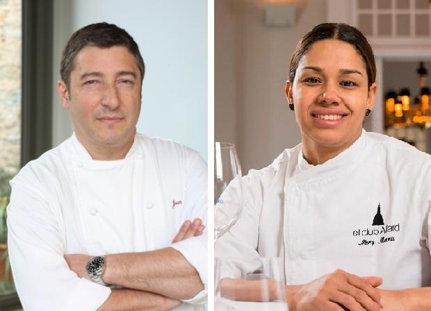 Mañana se abren las inscripciones de Gastroledo para las clases magistrales de los chefs Joan Roca y María Marte