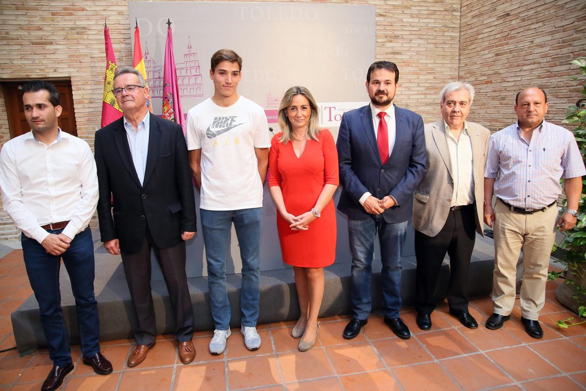 http://www.toledo.es/wp-content/uploads/2016/06/02_campeonato_atletismo-1200x800.jpg. La alcaldesa presenta el Campeonato de España Promesa de Atletismo, que cita en Toledo a la futura élite del atletismo