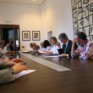 l Consejo del Pacto por el Tajo constituido hoy impulsará medidas de protección, sensibilización e investigación del río