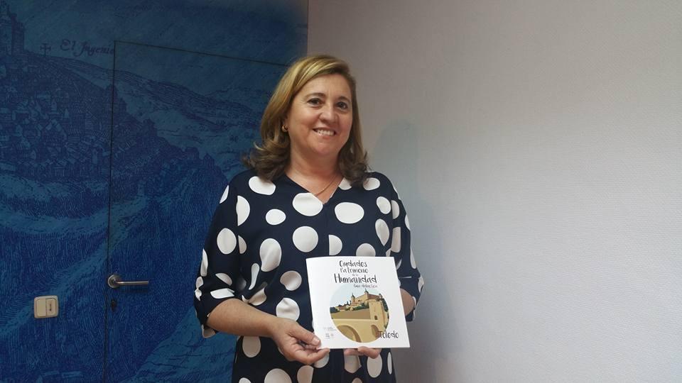 http://www.toledo.es/wp-content/uploads/2016/06/13331130_10153706890152183_7606985494084203119_n.jpg. El Ayuntamiento distribuirá en colegios y bibliotecas la 'Guía Didáctica de Toledo como Ciudad Patrimonio de la Humanidad'