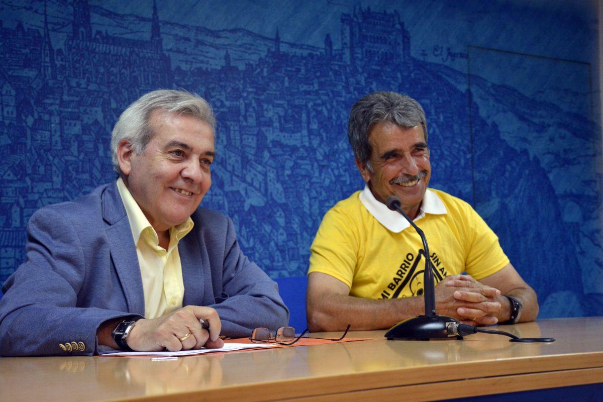 """http://www.toledo.es/wp-content/uploads/2016/06/carrera_poligono-1200x800.jpg. Presentada la """"histórica"""" Carrera Popular """"Toledo-Polígono"""", que se celebrará el día 24 y que este año cumple su XXXIX edición"""