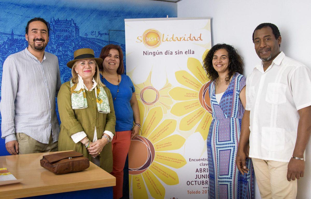 """http://www.toledo.es/wp-content/uploads/2016/06/jp2_0387-1200x767.jpg. Este fin de semana se celebra el II Encuentro """"Solidaridad 365 + 1"""" con actividades en el Polígono, el Casco y Santa Teresa"""
