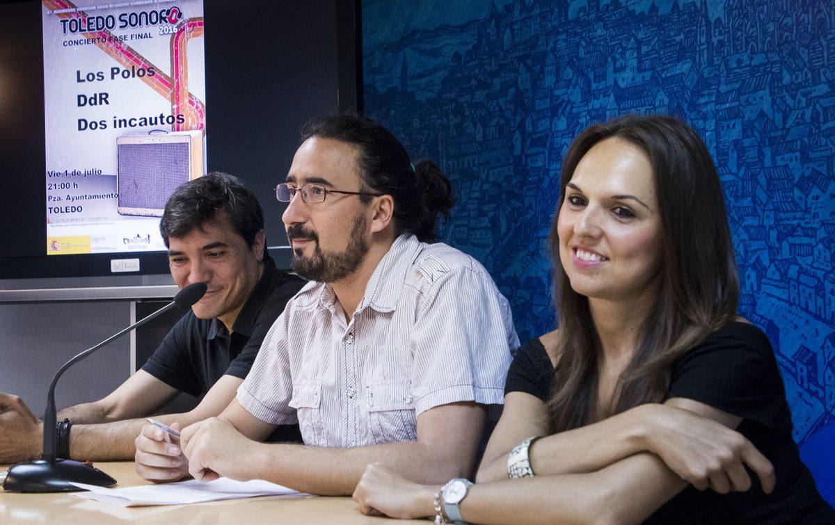 http://www.toledo.es/wp-content/uploads/2016/06/jp2_0936-1200x755.jpg. La II edición del concurso 'Toledo Sonoro' celebrará su final este viernes con tres grupos de rock como protagonistas