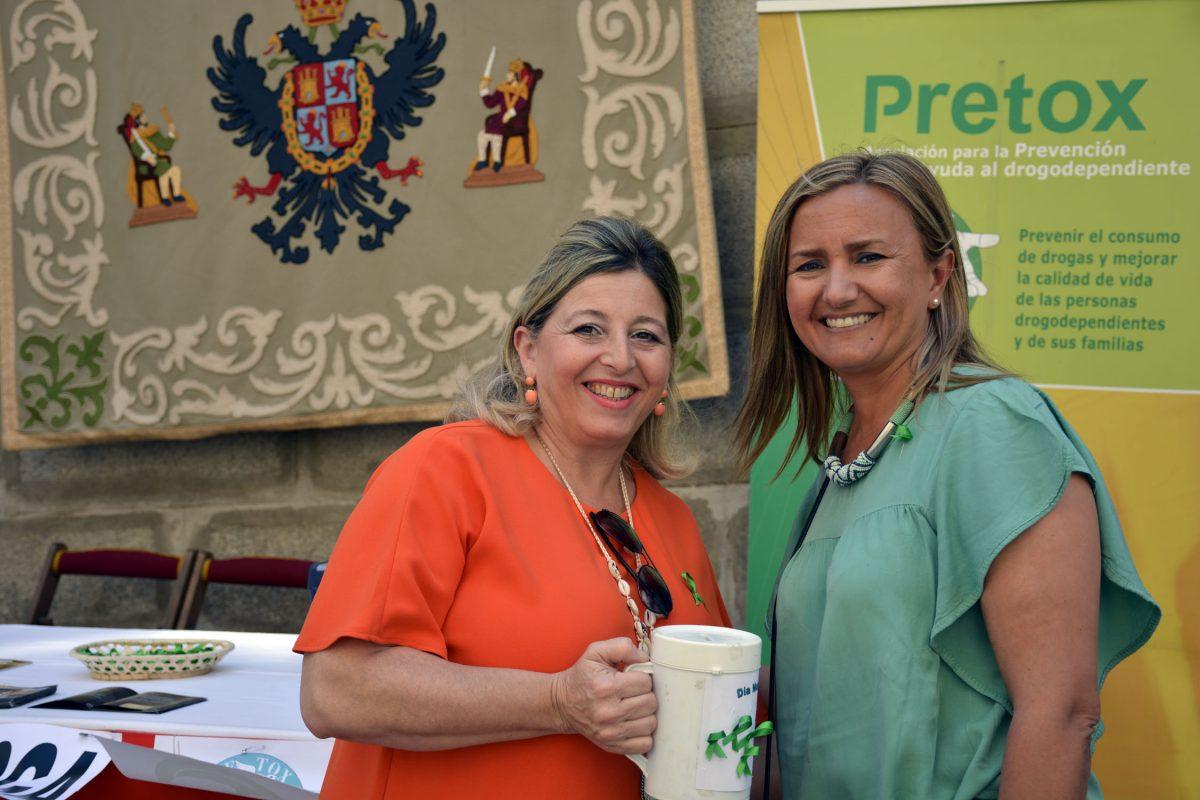 http://www.toledo.es/wp-content/uploads/2016/06/pretox01-1200x800.jpg. El Ayuntamiento respalda la labor de Pretox en el Día Mundial de la Lucha contra el Uso Indebido y el Tráfico Ilícito de Drogas