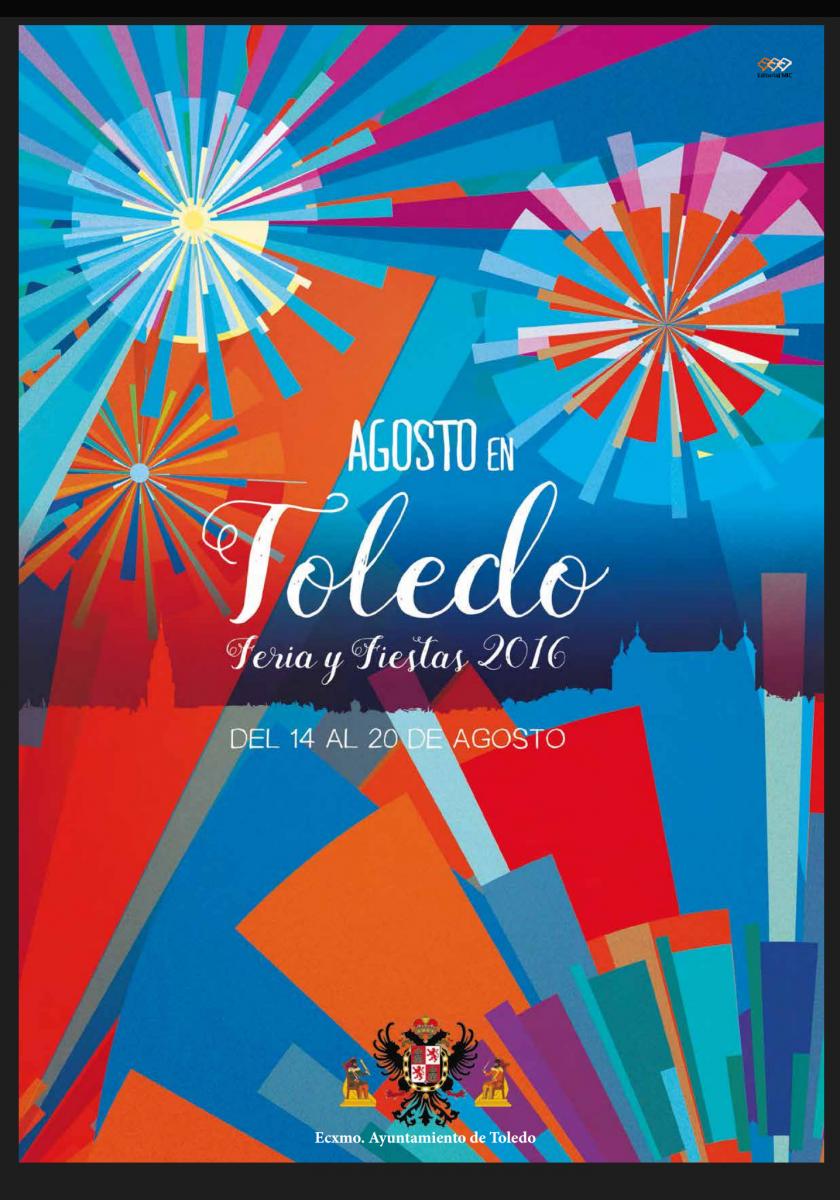 El Ayuntamiento de Toledo organiza una Feria y Fiestas 2016 con más actividades y conciertos gratuitos
