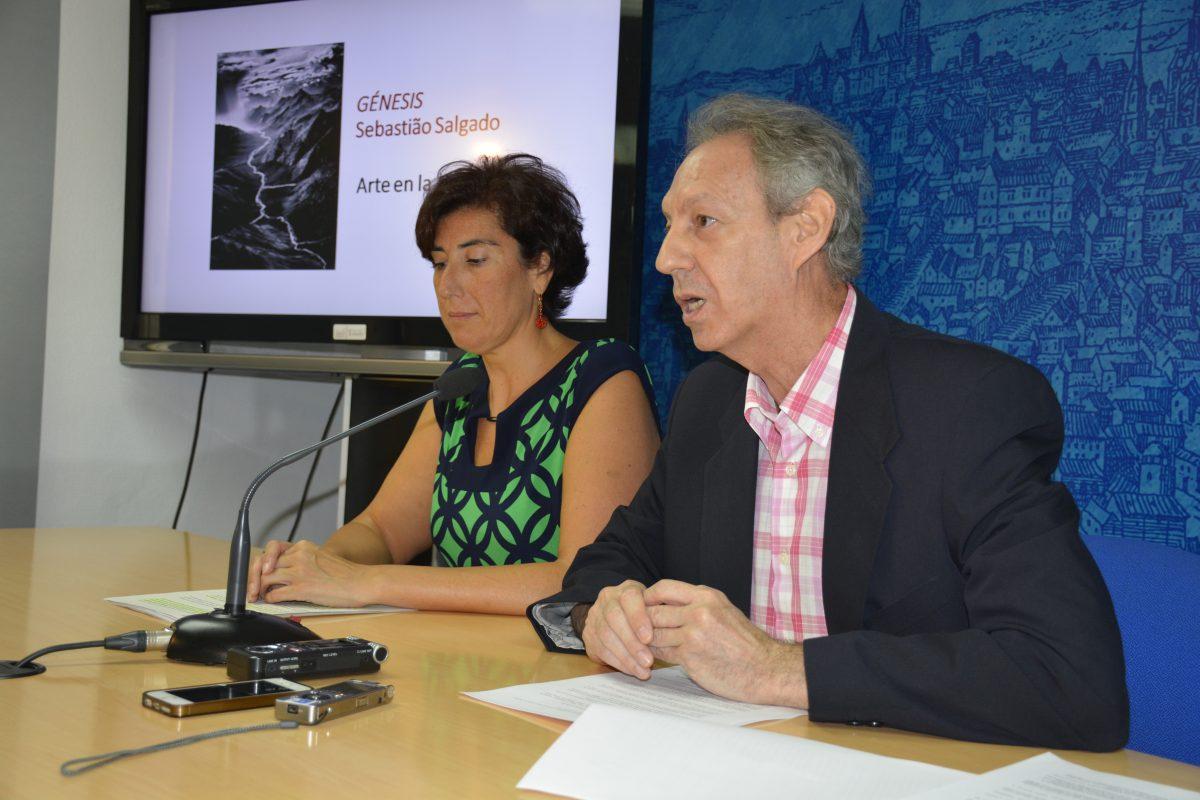 La exposición 'Génesis' de Sebastião Salgado podrá visitarse a partir del 8 de septiembre en el Paseo del Miradero