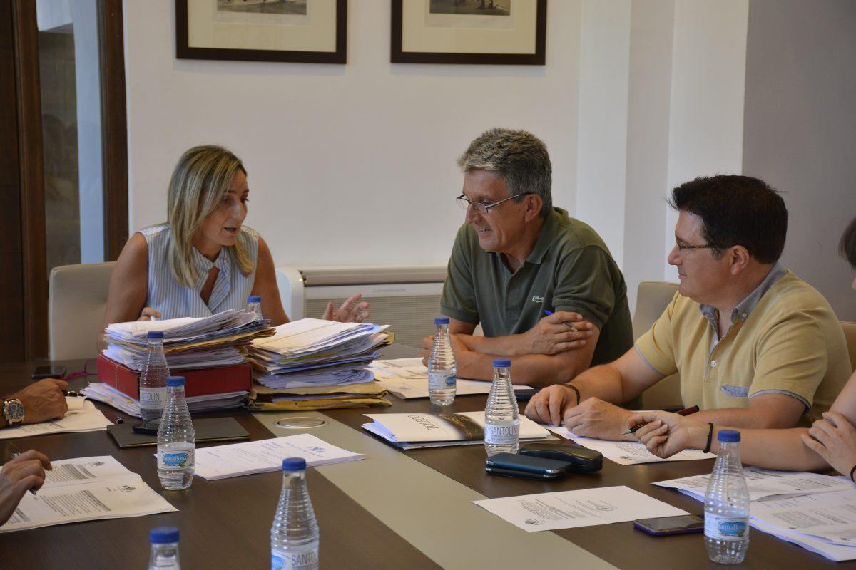 Licitadas las obras de acondicionamiento del Parque Río Miño, en el Polígono, y el paseo peatonal Arroyo del Aserradero por 340.000 euros.