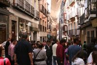 """El Ayuntamiento facilita la armonización de la cartelería del Casco y trabaja en una nueva ordenanza """"que mejore el paisaje urbano"""""""