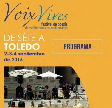 """El Festival Voix Vives convertirá este fin de semana a Toledo en la """"ciudad de la poesía"""""""