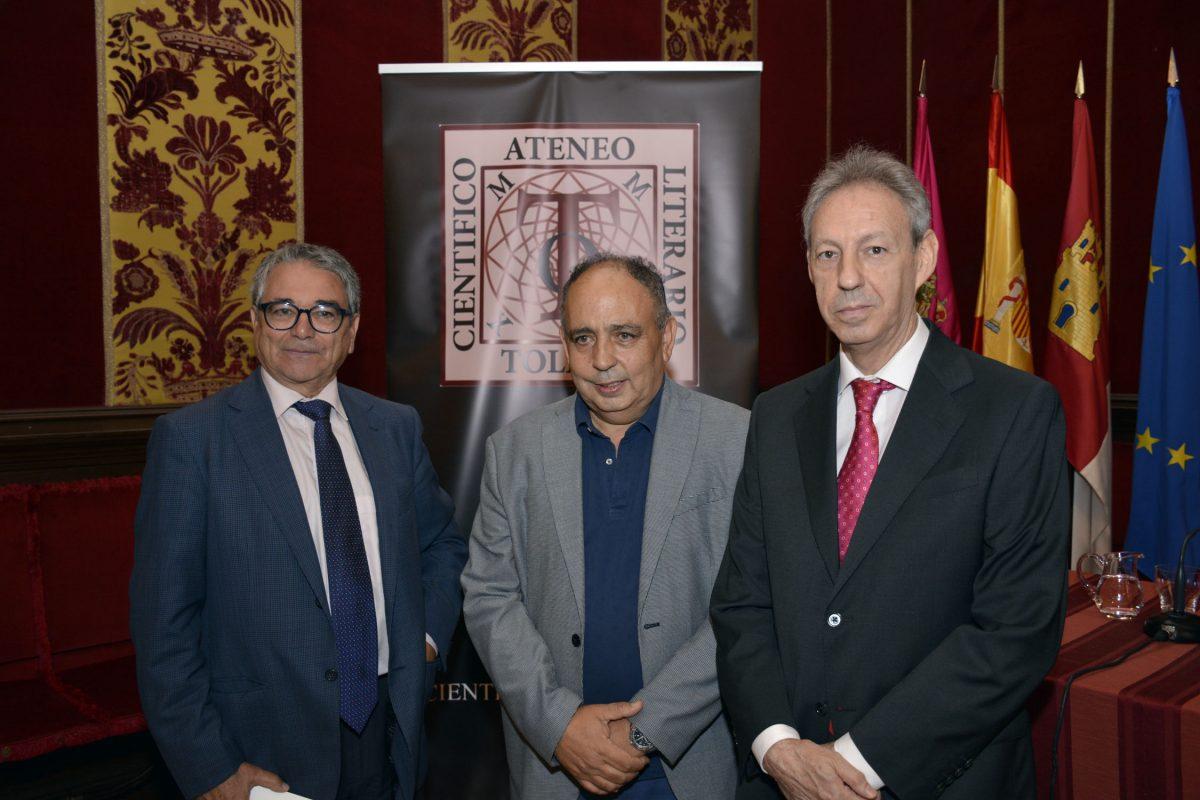 La defensa del Tajo centra la apertura del curso 2016 – 2017 del Ateneo Científico y Literario de Toledo y su Provincia